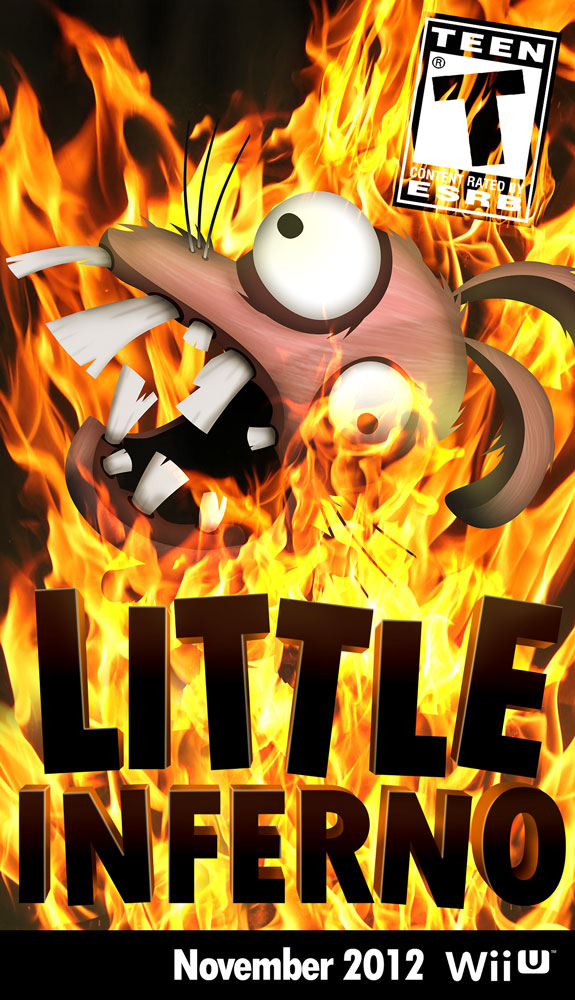 Little Inferno Wii U November 2012
