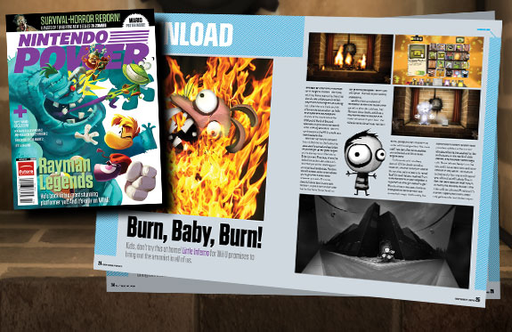 Nintendo Power Preview Preview Preview