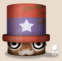 Uncle Sam Bam Bam