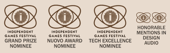 Little Inferno IGF Nominations