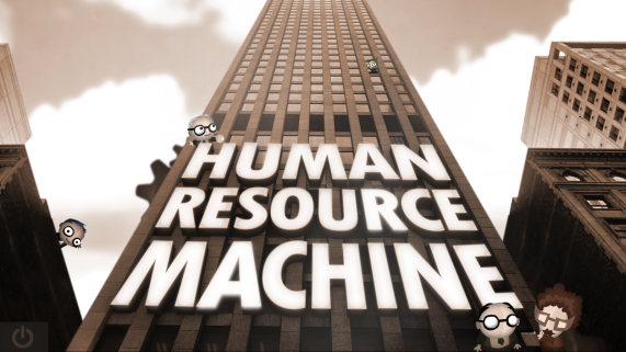 Human Resource Machine title
