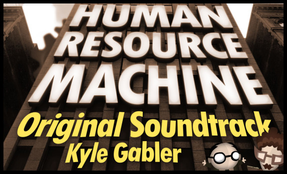 Human Resource Machine Soundtrack cover