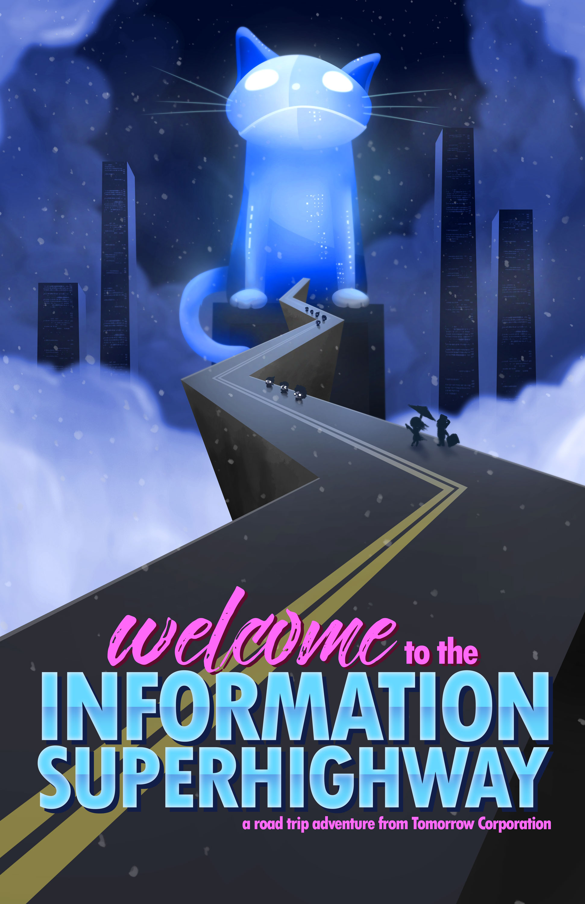 Welcome to the Information Superhighway - Cyan