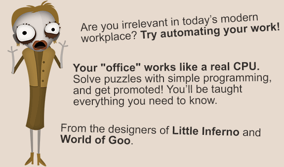Human Resource Machine.
