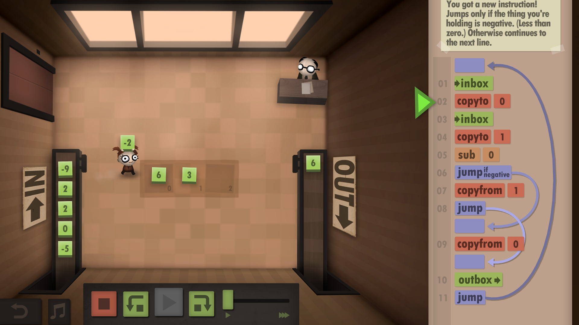 Human Resource Machine CodaKid STEM Toy
